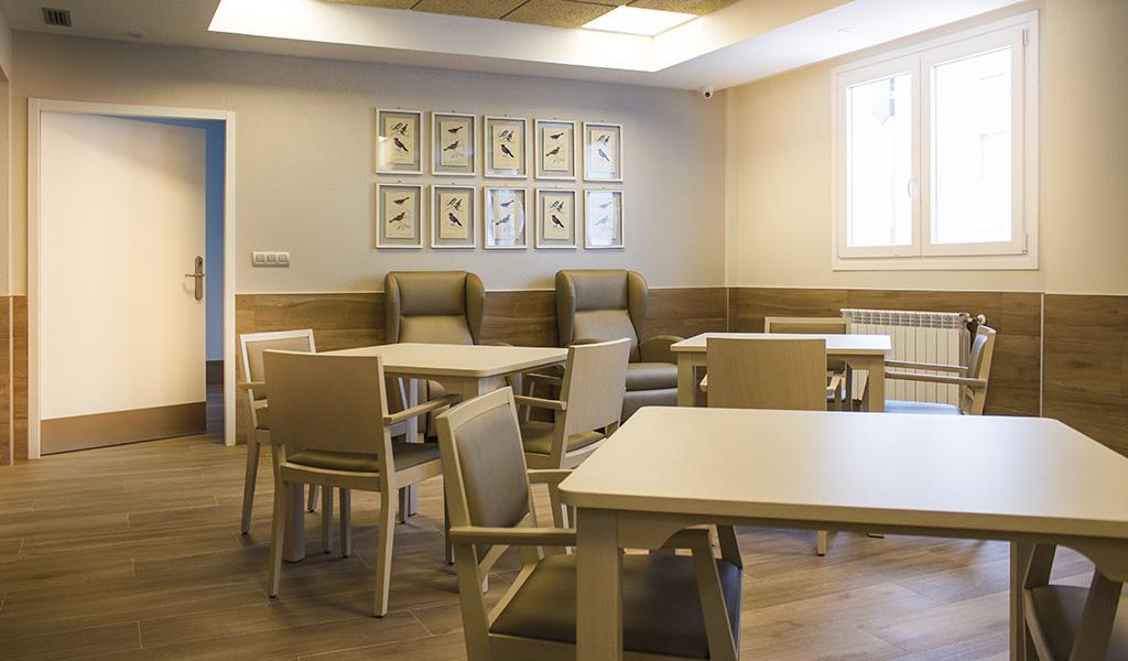 ambientes contract de salas geriatricas   ND MOBILIARIO Y ...