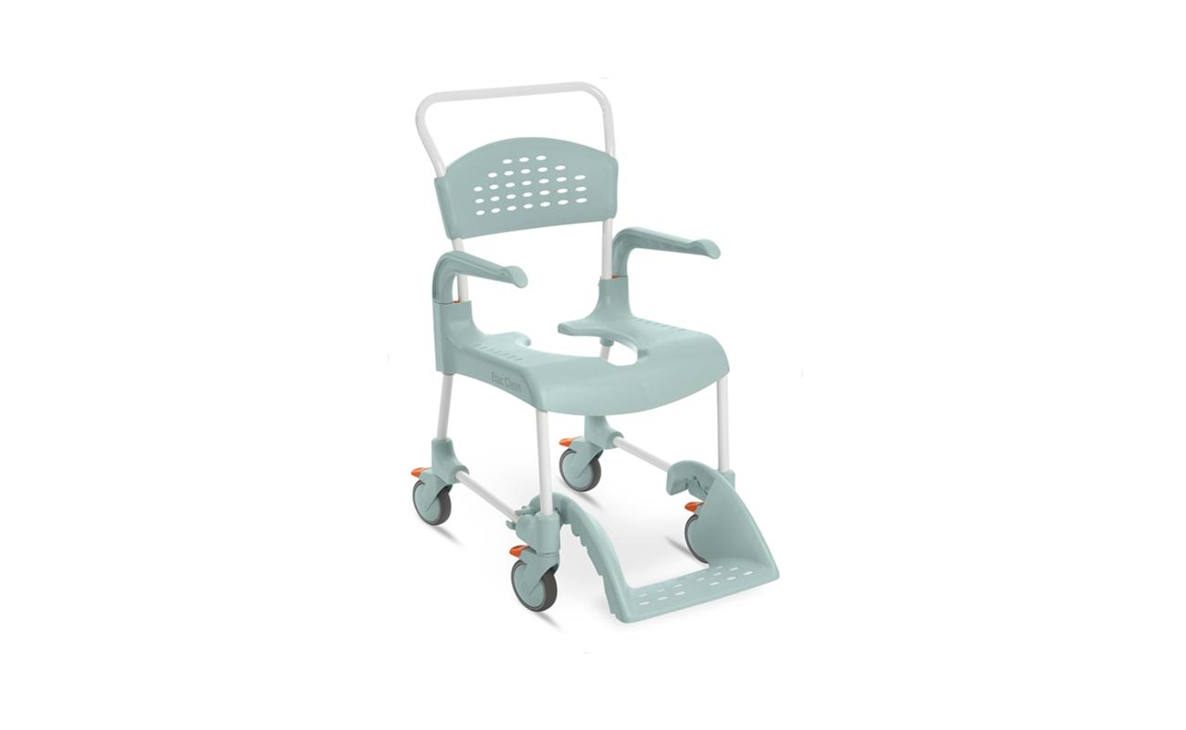 Silla de ducha y wc clean nd mobiliario y equipamiento integral s l - Silla de ducha y wc clean ...
